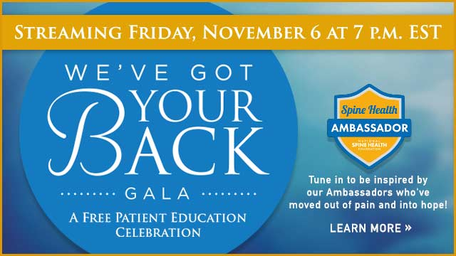 Image: We've Got Your Back Gala